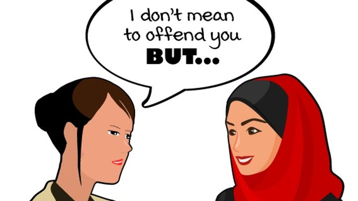 'Offend me' event is chance to ask everything you wanted to know about Islam