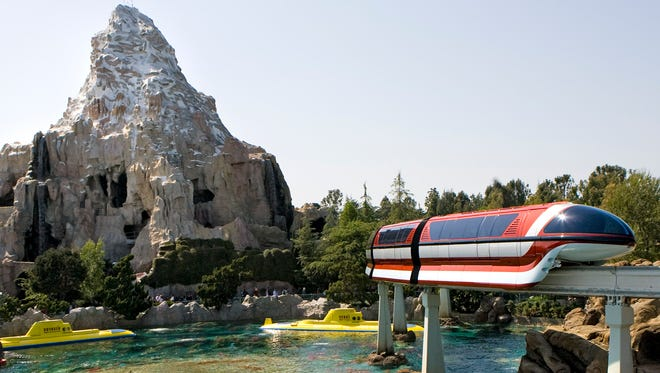 Three of the most popular attractions at Disneyland - the Disneyland Monorail, Matterhorn Bobsleds and Submarine Voyage - all debuted on  June 14, 1959. FastPasses were enabled for Matterhorn earlier this year.