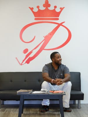Prince Fields has opened a barber shop on Sixth Street in Zanesville. Prince of Cuts opened Oct. 5.