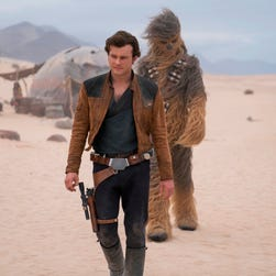 'Solo' struggles with 'Star Wars' fatigue: $83.3M at the box office