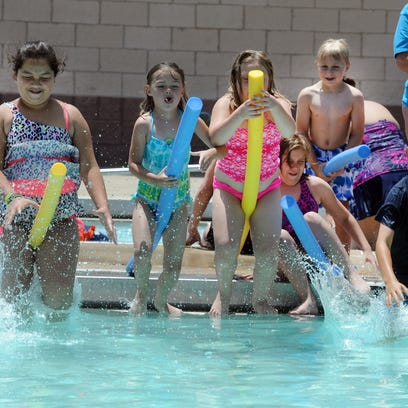 School-sponsored or officially sanctioned pool events aren't too common in these parts, but there are enough of these events in local schools to raise some tough questions about who is required to cover up which parts and why.