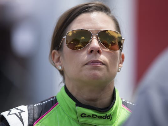 Danica Patrick at Indy 500 at Indianapolis Motor Speedway, the 102nd running of the Indy 500 on Sunday, May 27, 2018.