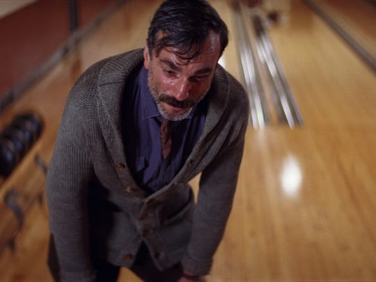 """""""I drink your milkshake!"""": Daniel Day-Lewis' volcanic turn as oilman Daniel Plainview is a tour de force in 'There Will Be Blood.'"""