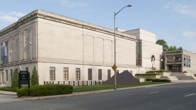 Worcester Art Museum, Lancaster Street side, is seen in this file photo.