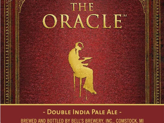 The Oracle double IPA from Bell's Brewery is set to