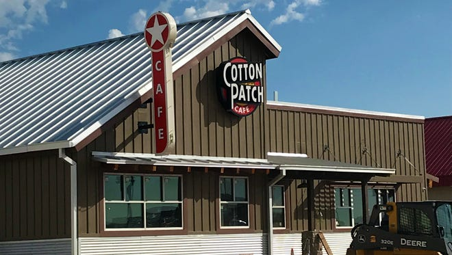 The Cotton Patch Cafe in San Angelo, Texas