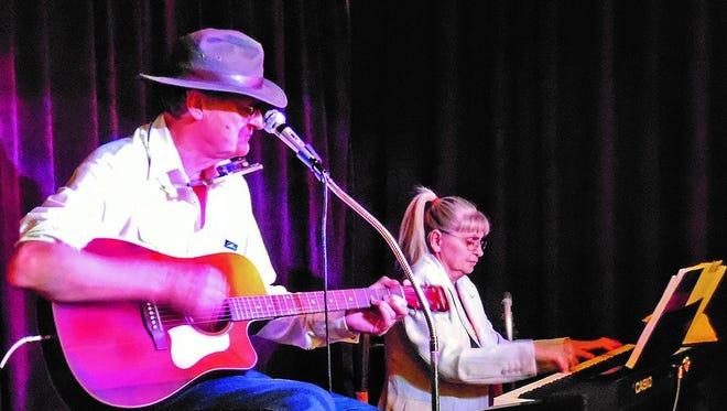 Mike and Olga McNulty