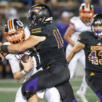 Salinas High move on to finals with 43-23 victory over Los Gatos