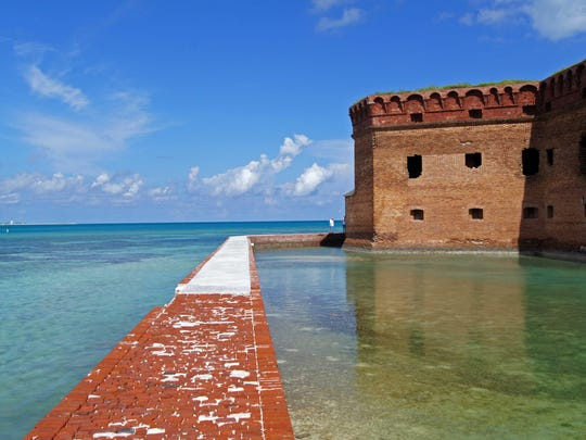 The Dry Tortugas are a rare combination of marine wildlife