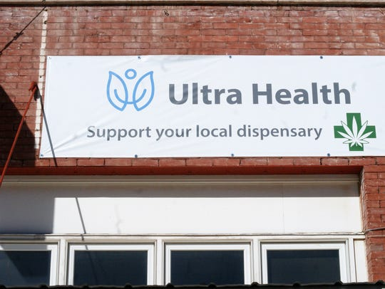 Since 2016, Ultra Health has maintained an empty storefront