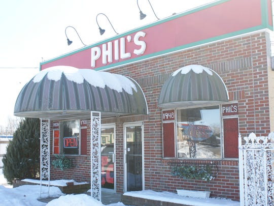 A 67 year tradition, Phil's Inn on Perry Street has become a staple for their warm meals and family atmosphere.