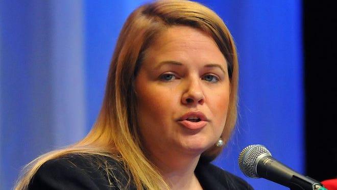 School board candidate Darcey Addo