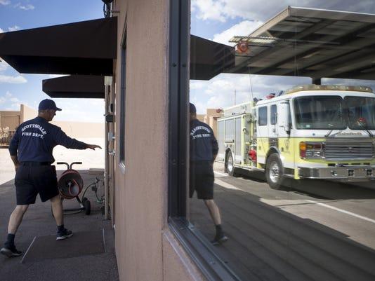 Scottsdale fire station
