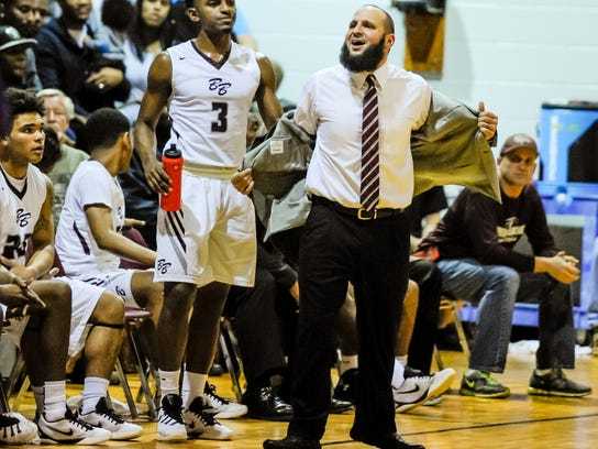 Coach Chad Pourciau and his Tigers have rejuvenated