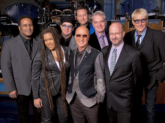 Paul Shaffer and the World's Most Dangerous Band will