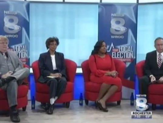 General election mayoral debate
