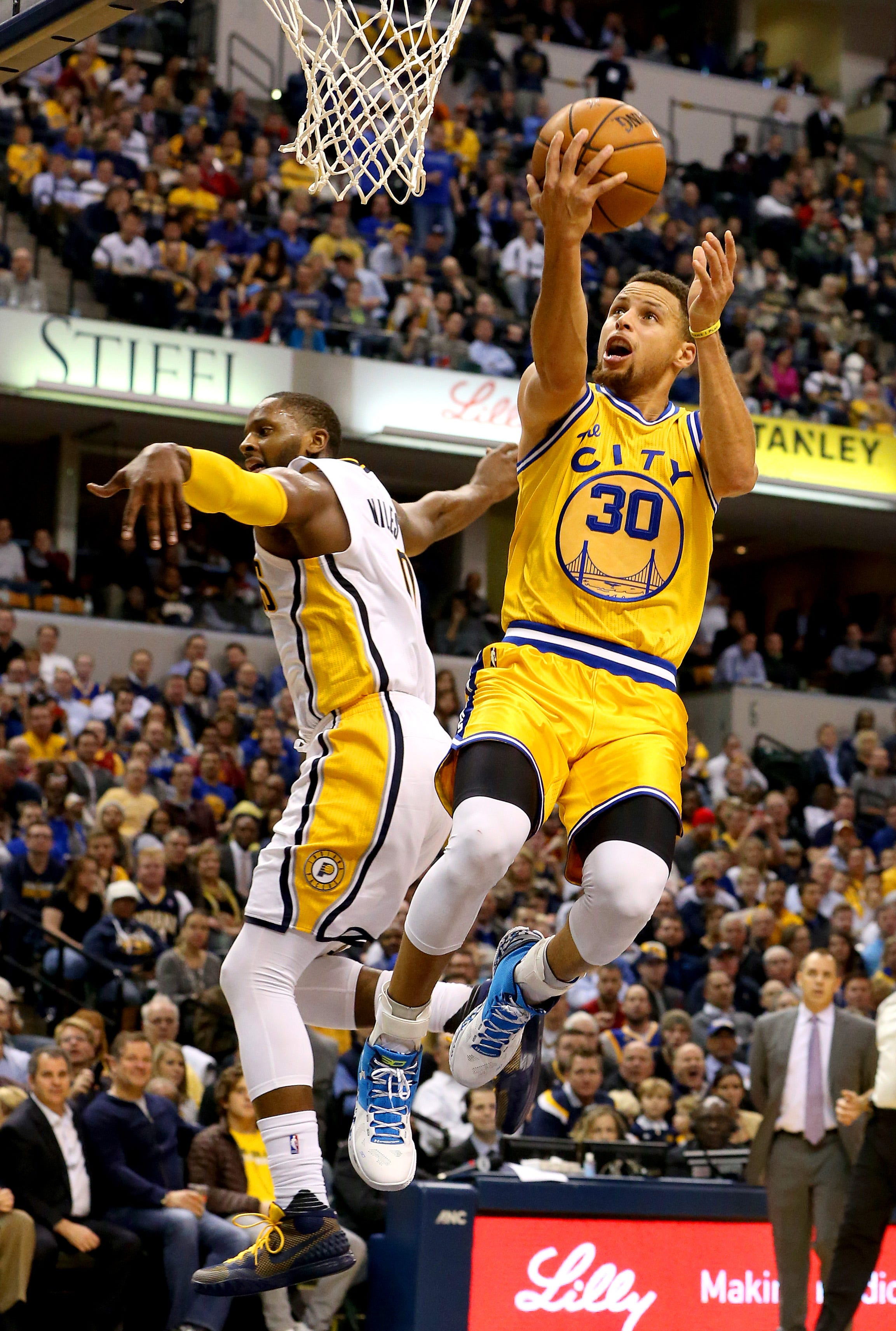 GOLDEN STATE WARRIORS VS INDIANA PACERS Tour Dates 2016 ...