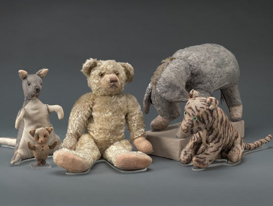 Winnie The Pooh And Pals Rehabbed And Returned To Ny