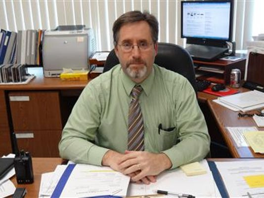 Steven Price, lakeside Middle School principal