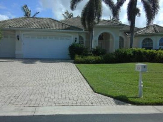 This home at 5629 Harbour Preserve Circle, Cape Coral, recently sold for $895,000.