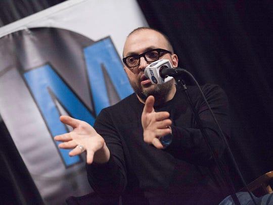 Robert Milazzo of Modern School of Film.