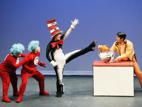 """Childsplay Theater brings the boredom-busting """"Cat"""