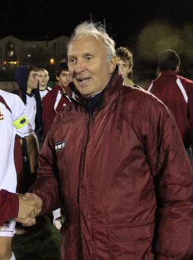 Look back at the most successful high school boys soccer coaches in Arizona history. Coaches listed in order of state championships.