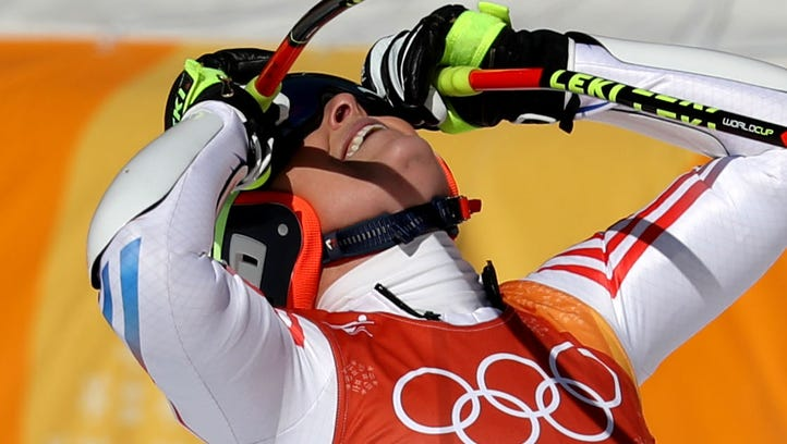 Lindsey Vonn didn't medal in Super-G but she's not defeated at 2018 Winter Olympics