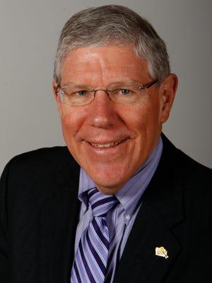 Sen. , Wednesday, Jan. 19, 2011, at the Statehouse in Des Moines, Iowa.