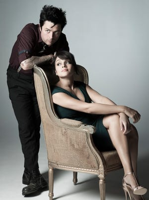 """Billie Joe Armstrong and Norah Jones teamed up for an Everly Brothers tribute, """"Foreverly."""""""