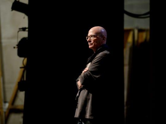 Robert Neu is the stage director for Shreveport Opera's