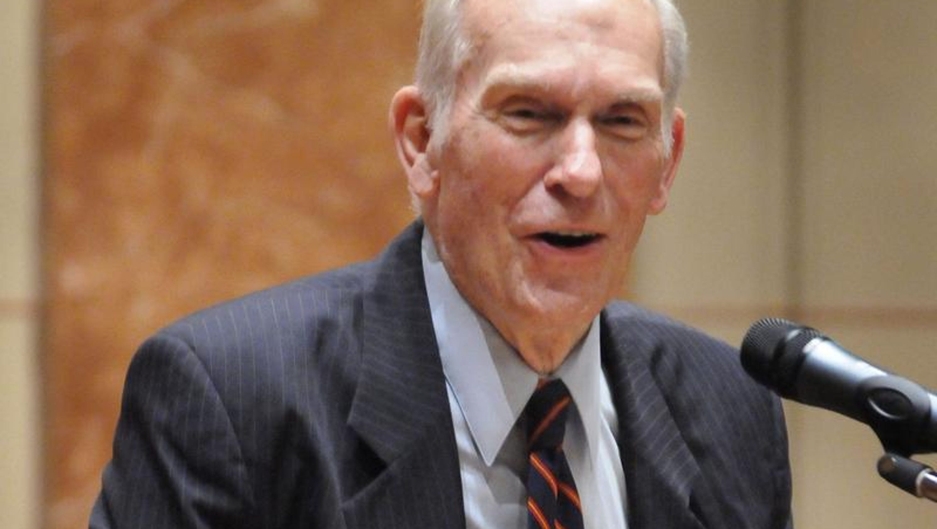 Former Indiana Congressman Andrew Jacobs, 81, dies
