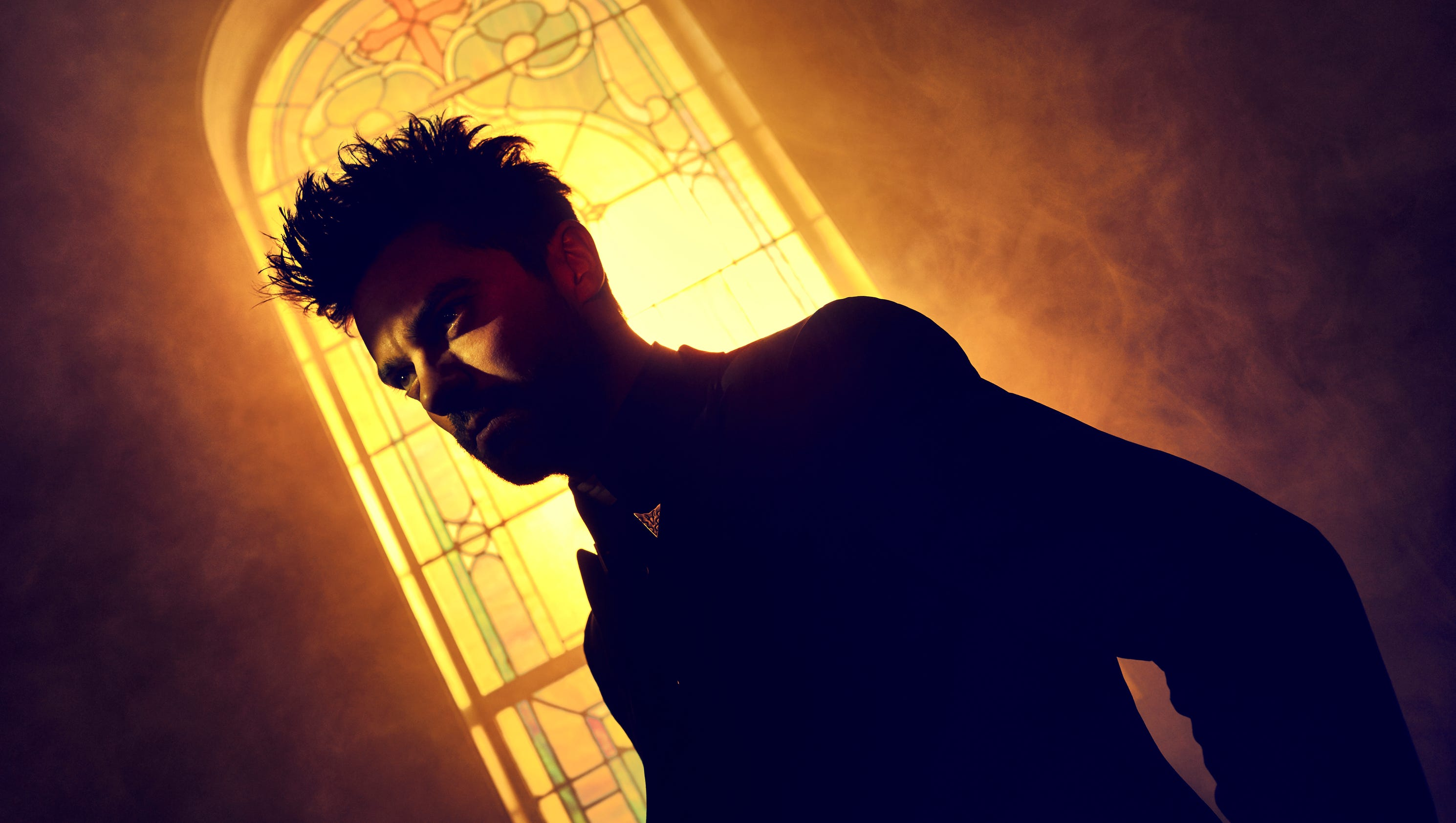 Dominic Cooper is a conflicted man of God in 'Preacher'