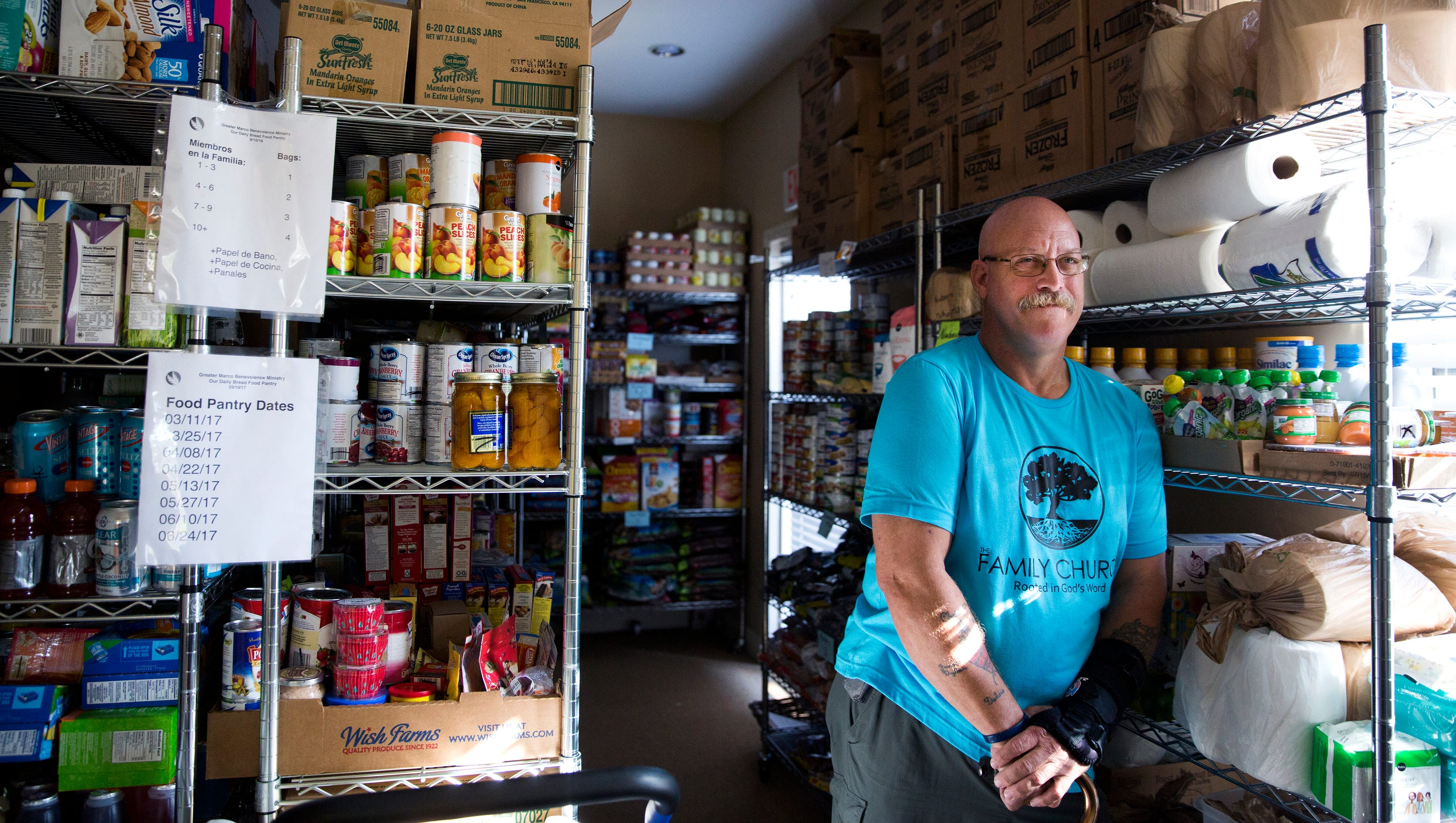 Marco Island Church Feeds Families In Need With Its Our
