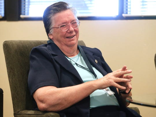 """Learning is not for the sake of learning itself but to make you a better person, to enrich you,"" says Sister Elizabeth Swartz, will retire as superintendent of the Catholic schools in the El Paso Diocese at the end of June."