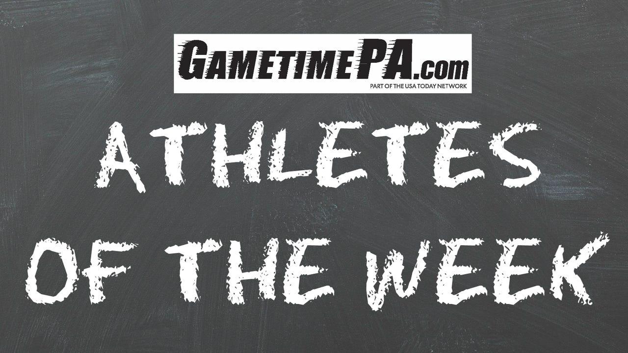 Watch: GameTimePA.com Athletes of the Week   Oct. 17-22