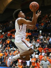 Freshman guard Stephen Thompson Jr. could be the best pure shooter on the Beavers' roster.