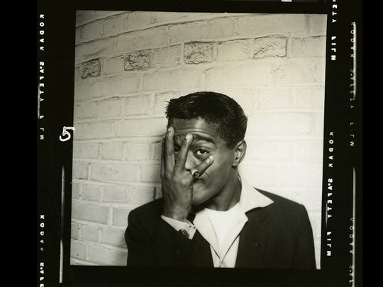 Sammy Davis Jr. is the subject of a documentary screening at 10 a.m. Saturday at the Camelot Theatres.