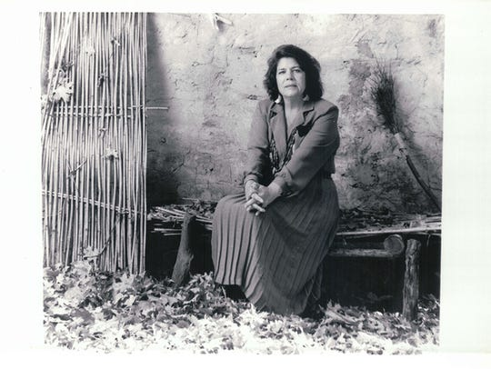 Wilma Mankiller, the first elected principal chief