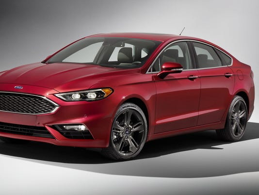 Canceled Redesign Muds Future For Ford Fusion