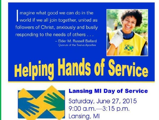 Helping Hands of Service