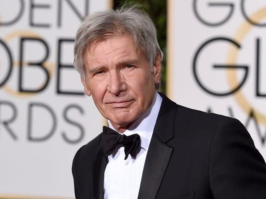 AP PEOPLE HARRISON FORD A FILE ENT USA CA