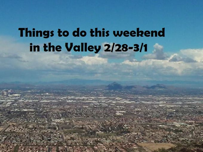 Are you looking for things to do this weekend? Check