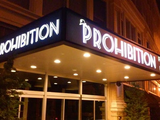 Prohibition in Asbury Park will have entertainment and drink specials Thanksgiving Eve.