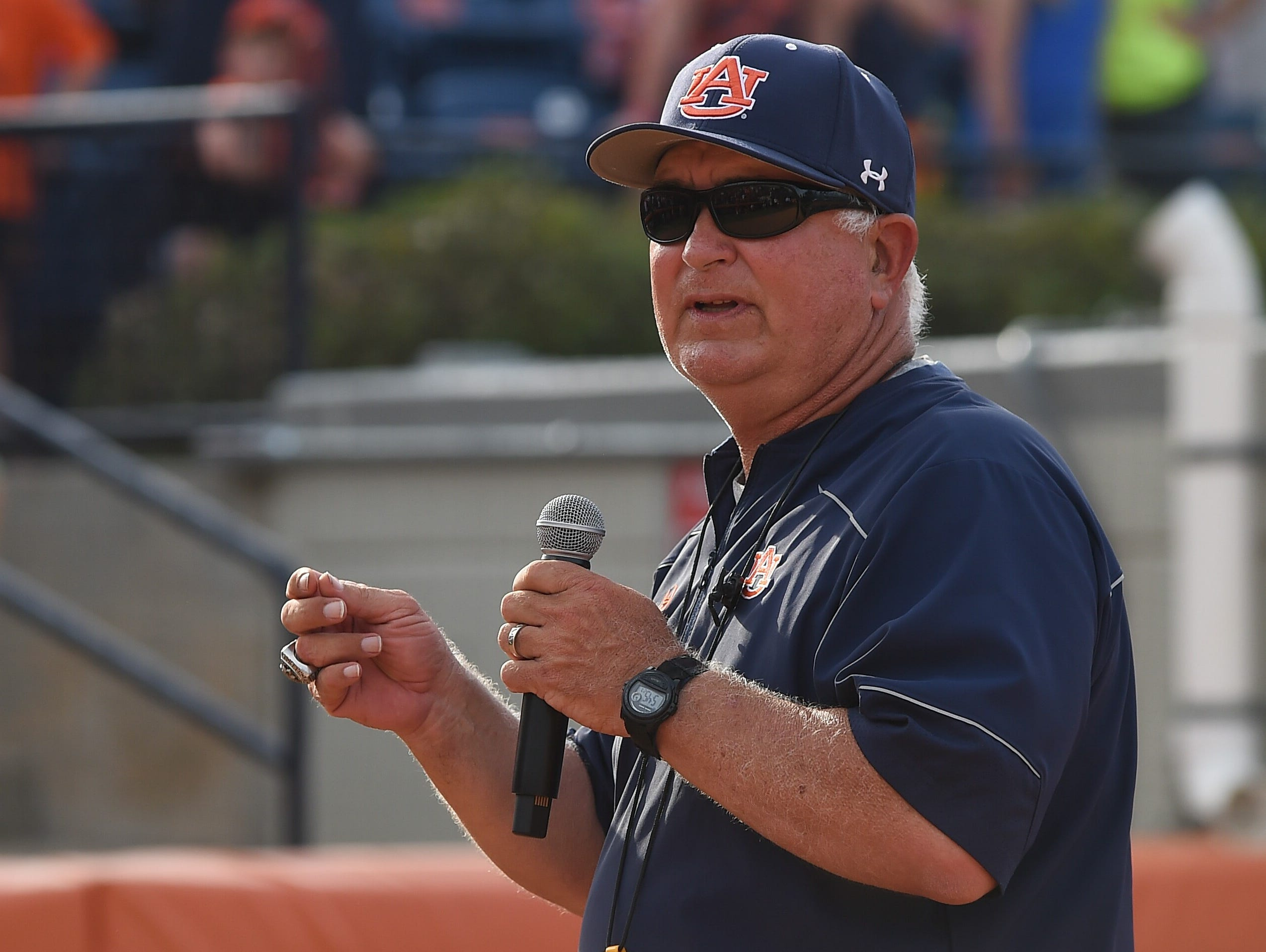 Auburn won 205 games in four years under former head coach Clint Myers, but now facing Title IX allegations related to Myers and his son, former Auburn assistant Corey Myers.