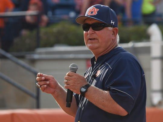 Auburn won 205 games in four years under former head