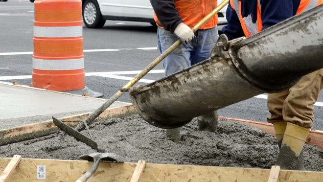 Streets will be closed starting tonight while crews work to add new water lines and sewer mains. Construction will continue into September 2015.