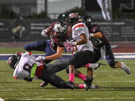St. Thomas More defeated Northside 42-6 on Friday.