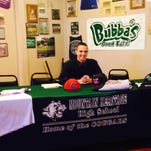 Mountain Heritage's McCurry signs