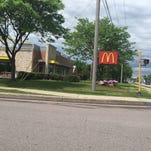 The remodeled McDonald's restaurant on Shelburne Road in South Burlington. The store will host a grand re-opening event at 2 p.m. on Thursday.